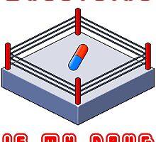 Wrestling Is My Drug by Lee5657