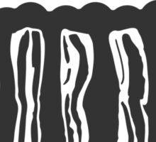 Bacon. Sticker