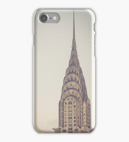 Chrysler Profile iPhone Case/Skin