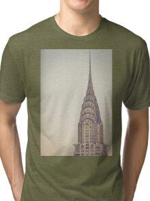 Chrysler Profile Tri-blend T-Shirt