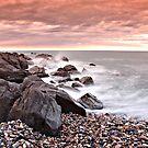 Devonport Back Beach by Damon Colbeck