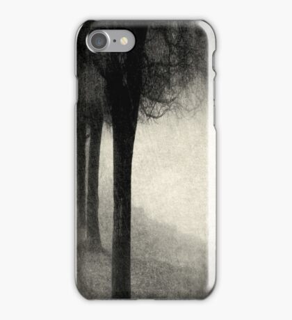 """""""Twins in the Forrest"""" I Phone Case iPhone Case/Skin"""