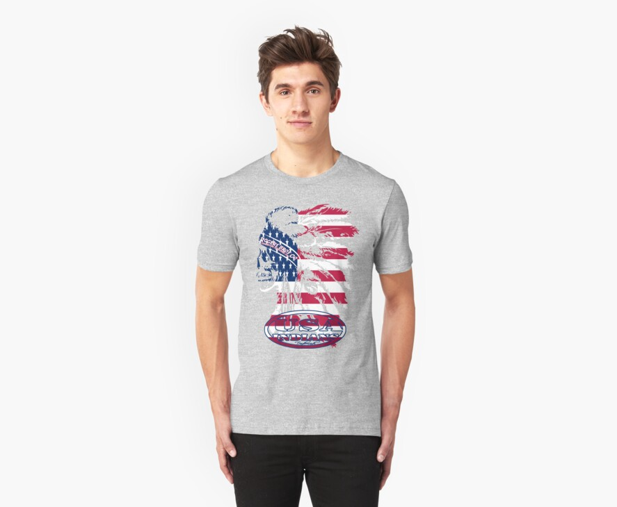 usa indian flag logo by rogers bros by usanewyork