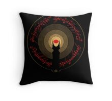 The Rings of Power Throw Pillow