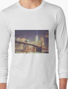 Landmarks Long Sleeve T-Shirt