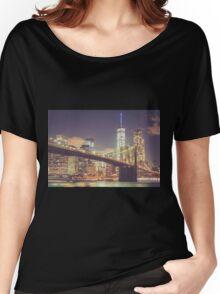 Landmarks Women's Relaxed Fit T-Shirt