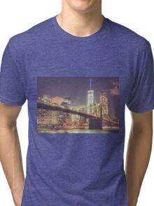 Landmarks Tri-blend T-Shirt