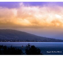 Hues of the bay Photographic Print