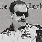     DEDICATION TO DALE EARNHARDT SR. (INTIMIDATOR) NASCAR      by  Bonita Lalonde