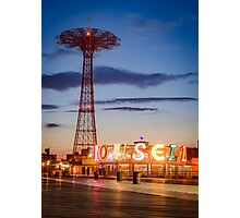 Coney Island Photographic Print