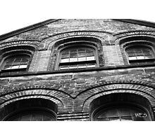 York Central Market  Photographic Print