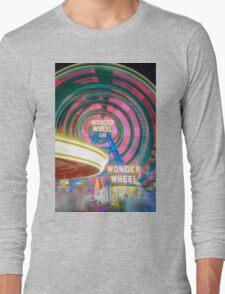 Wonder Wheel Long Sleeve T-Shirt