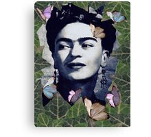 The one (Frida) Canvas Print