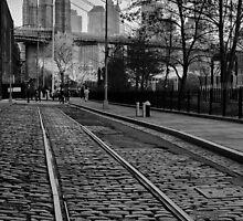 Abandon Railway Dumbo by Randy  LeMoine