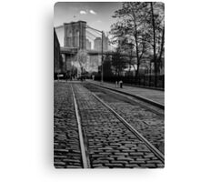 Abandon Railway Dumbo Canvas Print