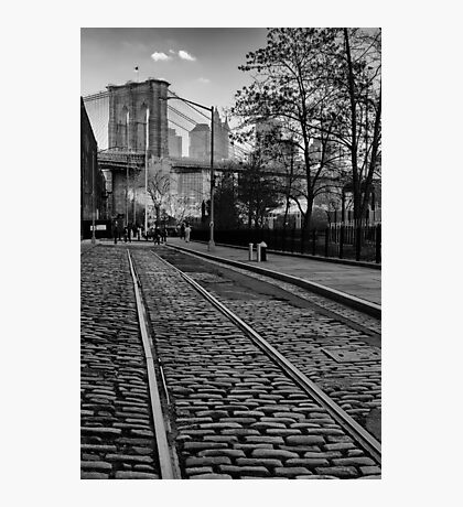Abandon Railway Dumbo Photographic Print