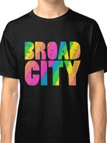 Broad City TV Series Logo Classic T-Shirt