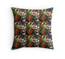 gingers galore tiled Throw Pillow
