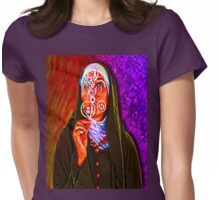 The Nun's Bubbles Womens Fitted T-Shirt
