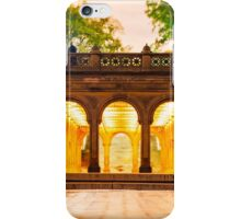 Bethesda Terrace iPhone Case/Skin