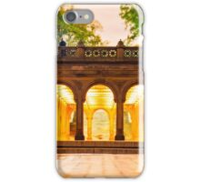 Bethesda Terrace iPhone Case/Skin