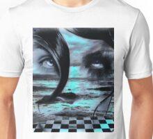 LUNAR TUG ~ LUNACY Unisex T-Shirt