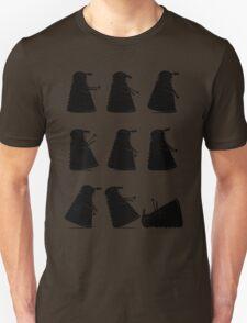 Ministry of Dalek Silly Walks T-Shirt