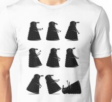 Ministry of Dalek Silly Walks Unisex T-Shirt
