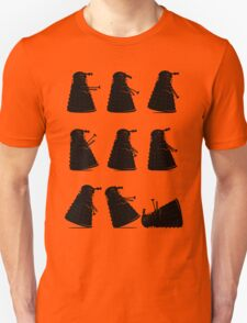 Ministry of Dalek Silly Walks Unisex T-Shirt