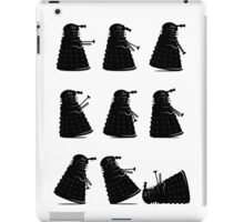 Ministry of Dalek Silly Walks iPad Case/Skin