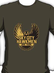 Hawkmen Dive Team T-Shirt