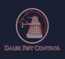 Dalek Pest Control by GhostGlide