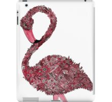 Flamingo Watercolor iPad Case/Skin
