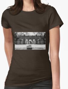 A Quite Moment Womens Fitted T-Shirt