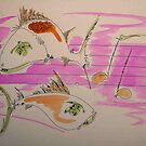 musical fish by patricemassa