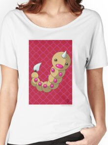 Weedle Women's Relaxed Fit T-Shirt
