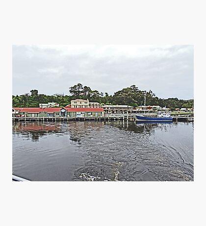 Strahan, Tasmania, Australia Photographic Print