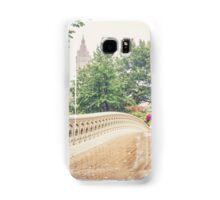 Rainy On Bow Bridge Samsung Galaxy Case/Skin