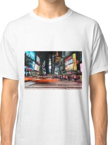 Times Square  Classic T-Shirt