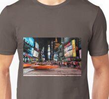 Times Square  Unisex T-Shirt