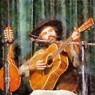 The  Jerilderie Musician by SharonD