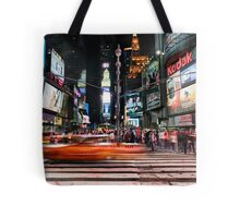 Times Square  Tote Bag