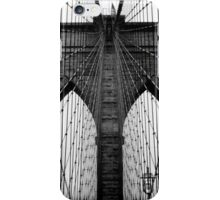 Brooklyn Bridge Profile iPhone Case/Skin