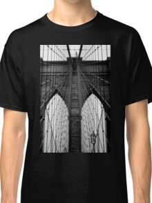 Brooklyn Bridge Profile Classic T-Shirt