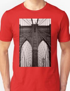 Brooklyn Bridge Profile T-Shirt