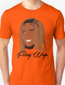 Fetty Wap Cartoon T-Shirt