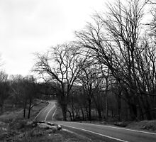 Old Road by jrphotography05