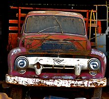 CLASSIC-TOW-TRUCK by normanorly
