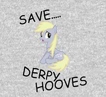 save derby (blk text) Unisex T-Shirt