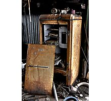 ELECTROLUX FRIDGE Photographic Print